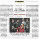Crítica Metropoli El Mundo Javier Villán 5 enero 2018