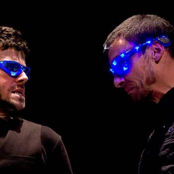 Mundo y Final. Foto David Ruiz. Ron Lalá.