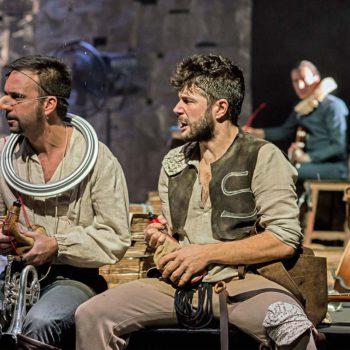 En un lugar del Quijote. Foto David Ruiz. CNTC/Ron Lalá